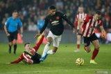 Liga Inggris -- Sheffield tahan imbang United 3-3 melalui laga dramatis