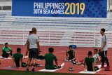 SEA Games  2019, Timnas U-22 Indonesia siap bungkam Thailand