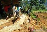 Banjir di Solok, 116 hektare tanaman padi puso
