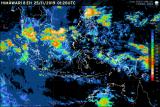 Hujan lebat dan angin kencang berpotensi di Lampung
