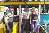 Meski angin kencang, nelayan Lampung tetap melaut
