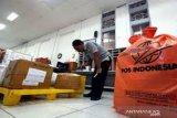 Kantor Pos Baubau catat lonjakan pengirima paket selama pendaftaran CPNS