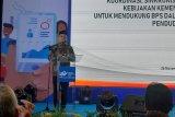 Muhadjir: data yang valid jadi modal bawa Indonesia lebih maju