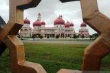 Pengeras suara masjid seharga Rp1 miliar rusak disambar petir