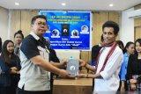 Mahasiswa Unibos Makassar luncurkan buku kumpulan puisi perdana