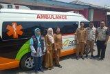 ACT berikan pelayanan kesehatan kepada  warga