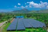 Kapasitas listrik tenaga surya di NTT sudah mencapai 7,43 MW