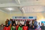 Pulihkan Kampung Dalam dari narkoba BNN Riau bekali keterampilan 45 warga