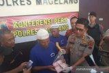 Pejudi botoh pilkades ditahan beserta barang bukti Rp19 juta