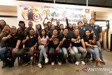Honda Edukasi keselamatan Berkendara Jurnalis Sulut