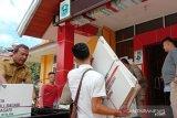 P2WN Kabupaten Solok distribusikan logistik Pilwana jelang H-2 pemilihan