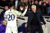 Mourinho tunjukan taktiknya dengan menarik Dier dan diganti Eriksen