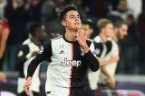 Injury time babak pertama, Juventus tundukkan Atletico