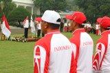 Presiden Jokowi optimistis timnas sepak bola raih kemenangan di SEA Games 2019