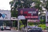 Ternyata baliho Faldo Maldini tidak dikenakan pajak reklame