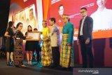 LKBN ANTARA meraih penghargaan Kemensos untuk pemberitaan intensif PKH