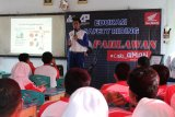 Honda edukasikan Safety Riding di SMAN 3 Luwuk