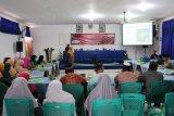 KPA Payakumbuh sosialisasikan bahaya HIV/AIDS bagi penyuluh agama