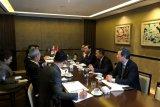 Luhut bahas potensi penerbangan langsung Indonesia-Korea