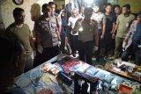 Bongkar industri rumahan narkoba, polisi sita 800 butir happy five dan sekilo sabu