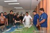 Lombok Barat ke luar dari status zona merah standar pelayanan publik