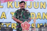 Panglima TNI : Anak-anak perbatasan RI-PNG jangan terkena stunting