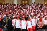 Raihan medali kontingen Indonesia di SEA Games lampaui target Menpora
