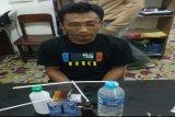 Pengedar sabu ditangkap di parkiran Hotel Armani