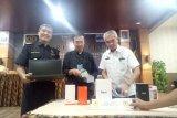 Cegah barang-barang ilegal, Bea cukai perketat pengawasan perairan Sungai  Musi