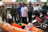 Antisipasi potensi bencana alam, Kabupaten Pati gelar apel siaga