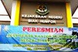Kejaksaan Biak Numfor siapkan tuntutan dua terdakwa korupsi buku Supiori