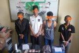 Polres Agam tangkap tamu-pengelola hotel sedang konsumsi narkoba