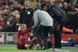 Jurgen Klopp sebut cedera Fabinho berdampak besar bagi Liverpool