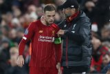 Henderson yakin Liverpool amankan dari fase gugur Liga Champions di Salzburg