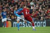 Liverpool diimbangi Napoli 1-1