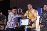 Ombudsman RI beri penghargaan kepatuhan tertinggi untuk Kabupaten Gowa