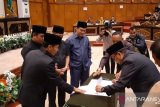 DPRD Riau ketuk palu APBD 2020 sebesar Rp10,28 triliun