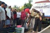 ACT - UII pasok air bersih 120 tangki untuk Gunung Kidul