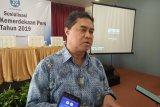 Kesejahteraan wartawan di Lampung masih rendah
