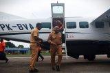 Pemprov Papua Barat pasang prasasti di wilayah perbatasan RI-Palau