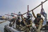 TNI AL ungkapkan sempat kirim Kopaska dalam menjaga Sipadan dan Ligitan