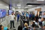 Pelajar Kupang antusias berkunjung ke kapal listrik Karpowership