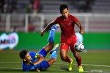 Indra: laga melawan Singapura menegangkan