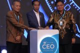 Jokowi ingin Indonesia jadi pusat industri mobil listrik