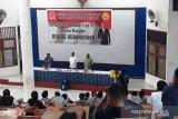 Anggota DPR RI gelar dialog kebangsaan dengan mahasiswa FISIP Uncen