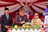 Semarak perayaan HUT Kabupaten Mesuji