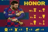 Messi dinobatkan sebagai playmaker terbaik 2019 dari IFFHS
