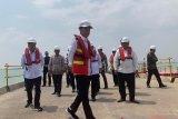 Jokowi ajak Putri Tanjung dan Taufan ke Subang beri sentuhan fintech