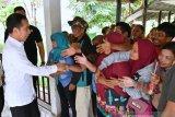 Presiden Joko Widodo sidak layanan BPJS Kesehatan di Subang