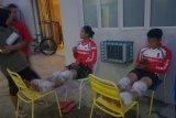 Tim balap sepeda Indonesia waspadai perubahan cuaca di Filipina